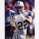 1995 Fleer Football TD Sensations #07 Emmitt Smith - Dallas Cowboys