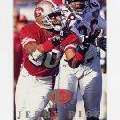 1995 Fleer Football TD Sensations #05 Jerry Rice - San Francisco 49ers
