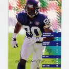 1995 Fleer Football #231 Cris Carter - Minnesota Vikings