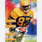 1995 Fleer Football #133 Robert Brooks - Green Bay Packers
