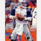 1995 Fleer Football #090 Troy Aikman - Dallas Cowboys
