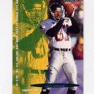 1995 Fleer Football #016 Bert Emanuel - Atlanta Falcons