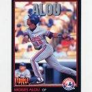 1993 Donruss Triple Play Baseball #244 Moises Alou - Montreal Expos