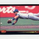 1993 Donruss Triple Play Baseball #200 Roberto Alomar AA - Toronto Blue Jays