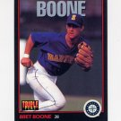 1993 Donruss Triple Play Baseball #133 Bret Boone - Seattle Mariners