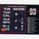 1993 Donruss Triple Play Baseball #132 Checklist 67-132