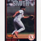 1993 Donruss Triple Play Baseball #122 Ozzie Smith - St. Louis Cardinals