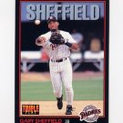 1993 Donruss Triple Play Baseball #006 Gary Sheffield - San Diego Padres