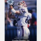 1995 Upper Deck Football Electric Silver #298 Don Beebe - Carolina Panthers