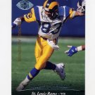 1995 Upper Deck Football Electric Silver #043 Flipper Anderson - Indianapolis Colts