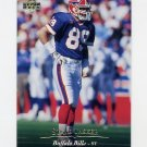 1995 Upper Deck Football #241 Steve Tasker - Buffalo Bills