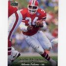 1995 Upper Deck Football #238 Craig Heyward - Atlanta Falcons