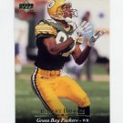 1995 Upper Deck Football #235 Robert Brooks - Green Bay Packers
