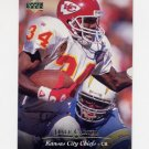 1995 Upper Deck Football #195 Dale Carter - Kansas City Chiefs