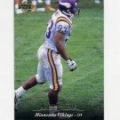 1995 Upper Deck Football #176 John Randle - Minnesota Vikings