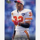1995 Upper Deck Football #139 Marcus Allen - Kansas City Chiefs