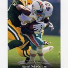 1995 Upper Deck Football #131 Terry Kirby - Miami Dolphins