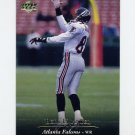 1995 Upper Deck Football #098 Bert Emanuel - Atlanta Falcons