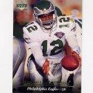 1995 Upper Deck Football #090 Randall Cunningham - Philadelphia Eagles