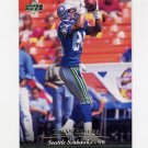1995 Upper Deck Football #086 Brian Blades - Seattle Seahawks