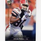 1995 Upper Deck Football #042 Andre Rison - Cleveland Browns