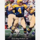 1995 Upper Deck Football #039 Brett Favre - Green Bay Packers