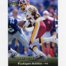 1995 Upper Deck Football #035 Henry Ellard - Washington Redskins