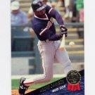 1993 Leaf Baseball #310 Andre Dawson - Boston Red Sox