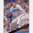1993 Leaf Baseball #250 David Cone - Kansas City Royals