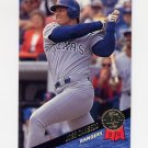 1993 Leaf Baseball #241 Jose Canseco - Texas Rangers
