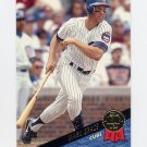 1993 Leaf Baseball #198 Mark Grace - Chicago Cubs