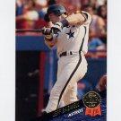 1993 Leaf Baseball #125 Jeff Bagwell - Houston Astros