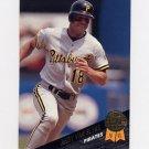 1993 Leaf Baseball #079 Andy Van Slyke - Pittsburgh Pirates ExMt
