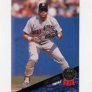 1993 Leaf Baseball #076 Kent Hrbek - Minnesota Twins