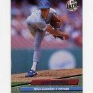 1992 Ultra Baseball #438 Kevin Brown - Texas Rangers