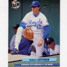 1992 Ultra Baseball #373 Wally Joyner - Kansas City Royals
