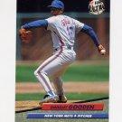 1992 Ultra Baseball #232 Dwight Gooden - New York Mets