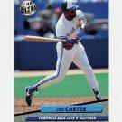 1992 Ultra Baseball #145 Joe Carter - Toronto Blue Jays