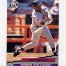 1992 Ultra Baseball #097 Kirby Puckett - Minnesota Twins