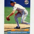 1992 Ultra Baseball #087 Robin Yount - Milwaukee Brewers