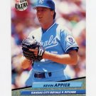 1992 Ultra Baseball #066 Kevin Appier - Kansas City Royals