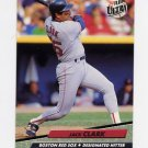 1992 Ultra Baseball #014 Jack Clark - Boston Red Sox