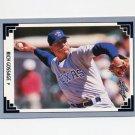 1991 Leaf Baseball #236 Rich Gossage - Texas Rangers