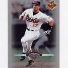 1997 Leaf Baseball #157 B.J. Surhoff - Baltimore Orioles