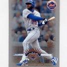 1997 Leaf Baseball #113 Bernard Gilkey - New York Mets