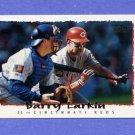 1995 Topps Baseball #350 Barry Larkin - Cincinnati Reds