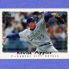 1995 Topps Baseball #325 Kevin Appier - Kansas City Royals