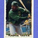 1995 Topps Baseball #310 Ruben Sierra - Oakland A's
