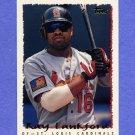 1995 Topps Baseball #082 Ray Lankford - St. Louis Cardinals