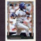 1992 Topps Gold Baseball #670 Harold Reynolds - Seattle Mariners